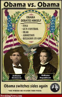 Obama The Debater