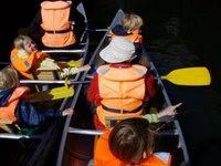 Kanotur på Silkeborgsøerne