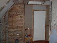 Ombygning på 1. sal (2)