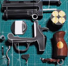 how to make a really good paper gun