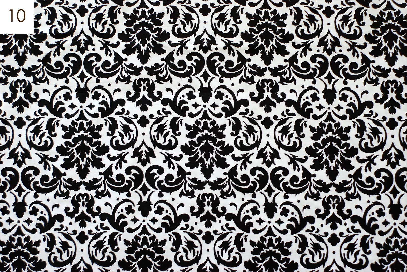 black damask wallpaper on - photo #29