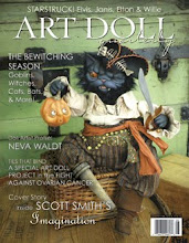 Art Doll Quarterly Fall 2009
