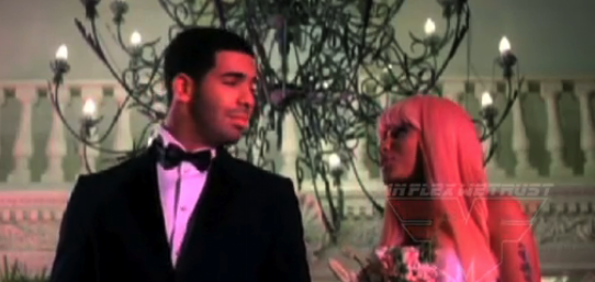 Nicki Minaj And Drake Married Video. First Nicki Minaj and Drake