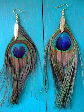 """Birds of a Feather"" earrings ~ $20"