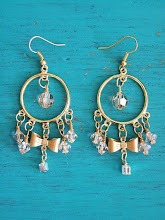 """Chandelier Earrings"" ~ $30"