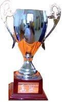 um trofeu