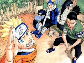 Naruto Anime And Friends