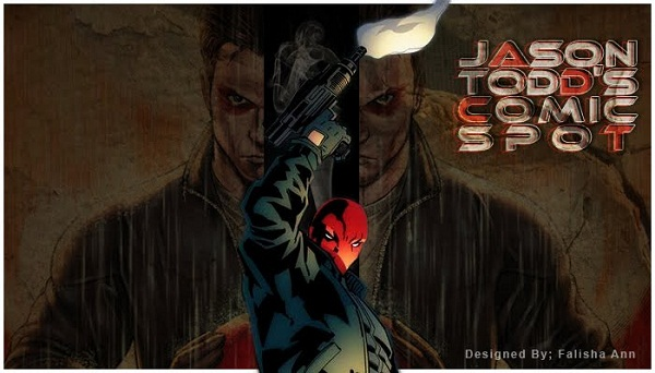 Jason Todd&#39;s Comic Spot