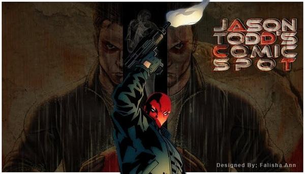 Jason Todd's Comic Spot