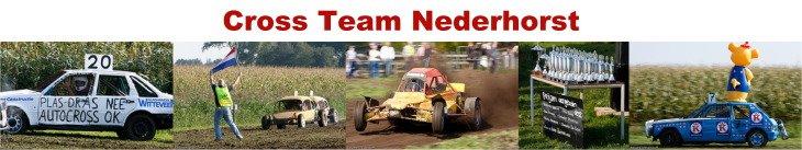 Cross Team Nederhorst - autocross in Nederhorst den Berg