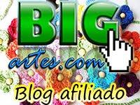 ♥´´Compre Barbantes e Acesorios para Croche no Big Artes´´♥