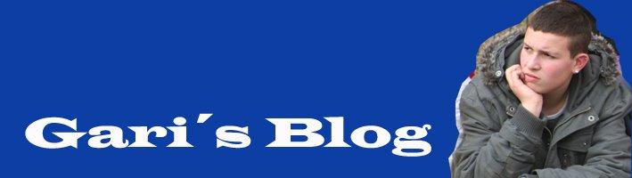 Gari´s blog