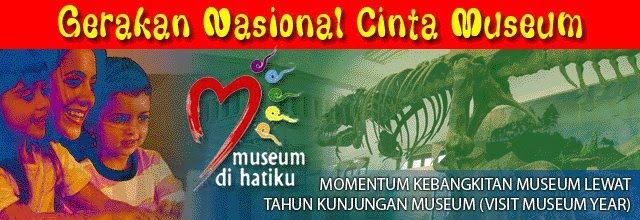 GERAKAN NASIONAL CINTA MUSEUM