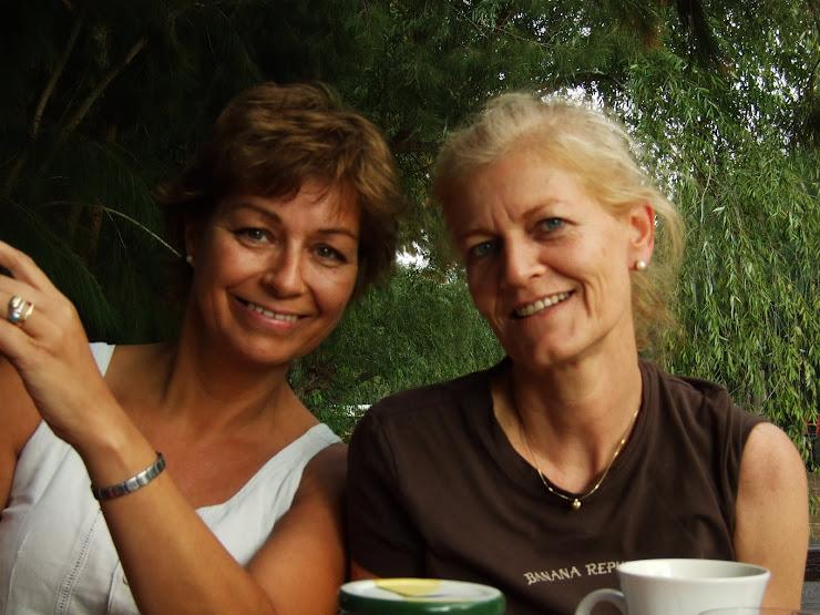 Fabiana & Connie 03.2008