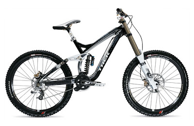 The new Trek Session 88 DH