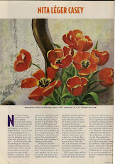 Nita Leger Casey featured Watercolor 1998 Watercolor