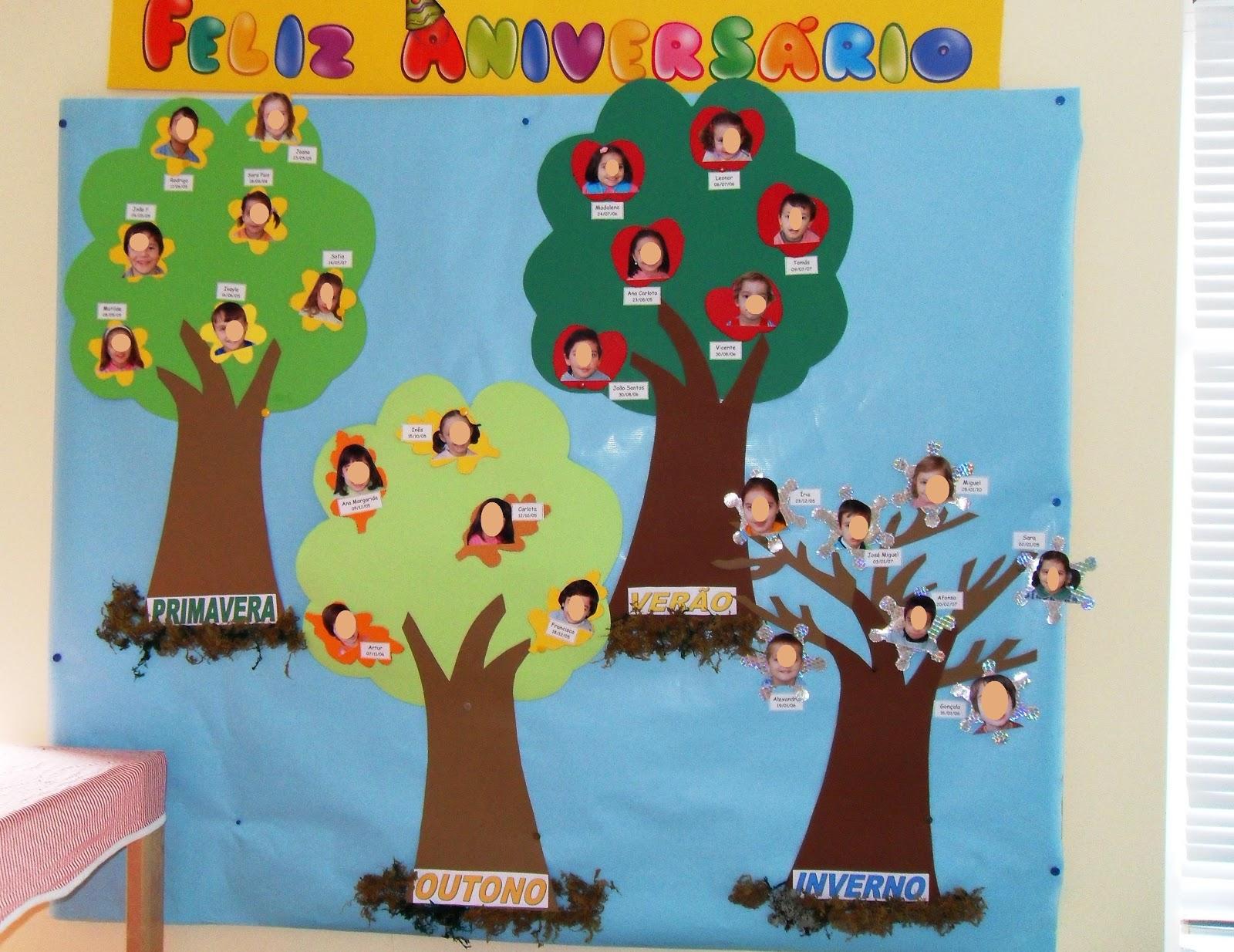 ideias para o outono jardim de infancia : ideias para o outono jardim de infancia:Educação Pré-escolar – Marzovelos: Quadros