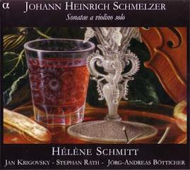 Schmelzer - Sonatae a violino solo - Helene Schmitt (Ape)