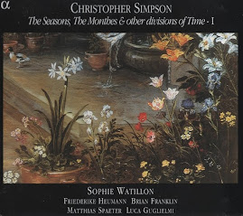 Simpson, Christopher  - The Seasons Vol. 1 - Watillon,Guglielmi et al (Flac)