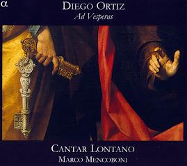 Ortiz - Ad Vesperas - Cantar Lontano (Ape)