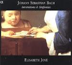 Bach JS - Inventions & Sinfonies Elisabeth Joyé (Ape)