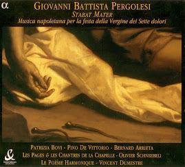 Pergolesi - Stabat Mater - Dumestre, Le Poeme Harmonique (Ape)