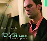 B.A.C.H. Ianas & Transcriptions - David Bismuth (Ape)
