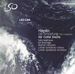 Haydn - The Creation - Davis LSO 2CD (flac)