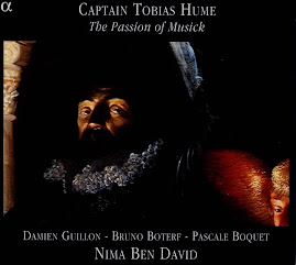Hume, Tobias - The Passion Of Musick Nima Ben David (mp3)