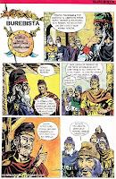 revista cutezatorii benzi desenate burebista comics alexandru mitru sandu theodora florea
