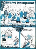 benzi desenate bd almanahul copiilor vacanta mare a inceput francisca stoenescu comics romania