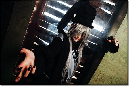 undertaker black butler cosplay  cosplay boy of the