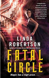 Fatal Circle: Persephone Alcmedi, Book 3