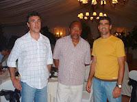 Equipa técnica 2007/08 - Foto de Região-Sul