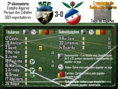 Farense 3-0 Serrano