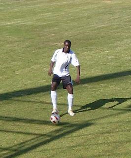 Mamadou fez o 2º golo do encontro
