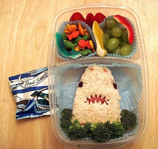 Funny Creations with Food