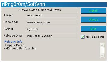 alawar games universal patch keygen crack