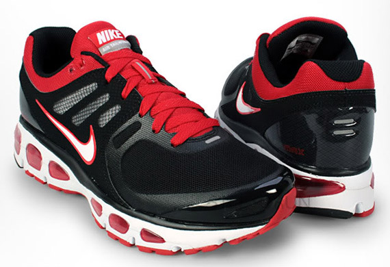 Zapas News - Magazine Online - Air Jordan, Nike, Adidas, Reebok, Puma, Vans, Asics, NBA: Nike Air Max Tailwind+ 2 \u2013 Negro \u2013 Blanco \u2013 Rojo
