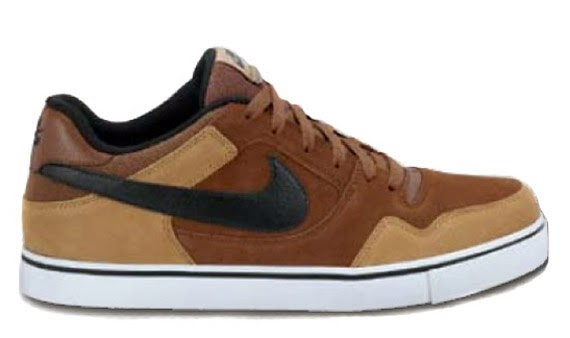 Nike Sb Marrones