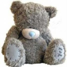 I  ♥  TETTY BEAR