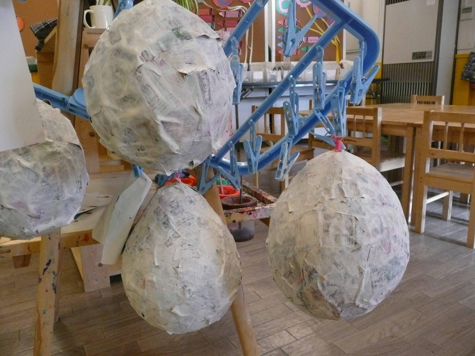 paper mache planet venus - photo #32