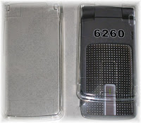 Ghopper888  Crystal Hard Casing for Nokia Mobile