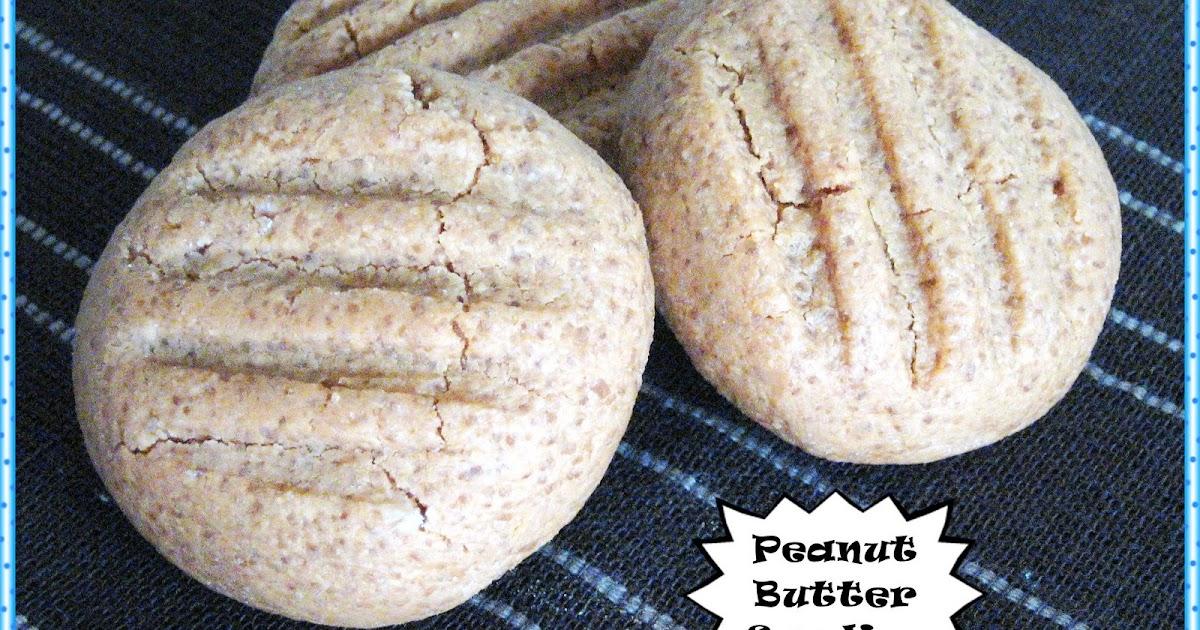 FiordiFarina: Peanut butter sandies (Biscotti al burro di arachidi)