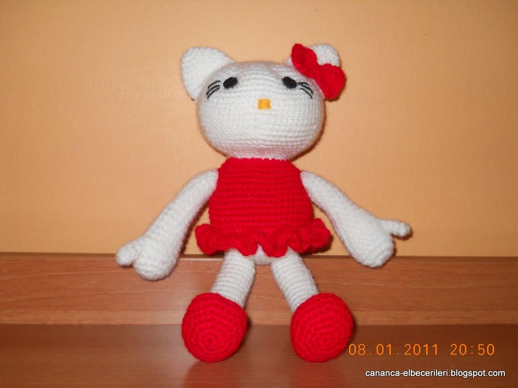 Kitty Mariquita Amigurumi : Pin Amigurumi Hello Kitty Purse Pattern Book Vntg Crochet ...