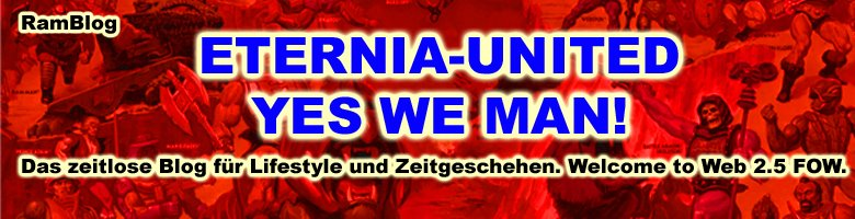 Eternia-United. YES WE MAN!