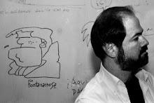 J. Villoro + dibujo Fontanarrosa