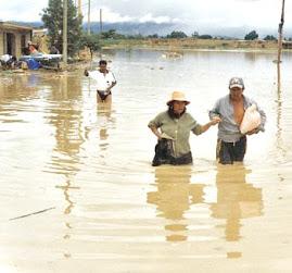 """OCTUBRE: """"DESASTRES NATURALES"""""""