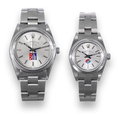 Rolex Domino's Pizza Watch