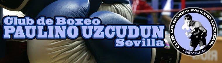 CLUB DE BOXEO PAULINO UZCUDUN - SEVILLA